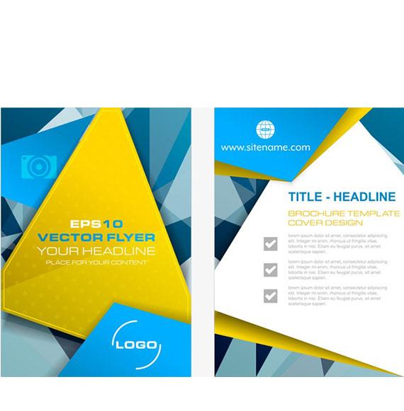 brochure leaflet designing codicians